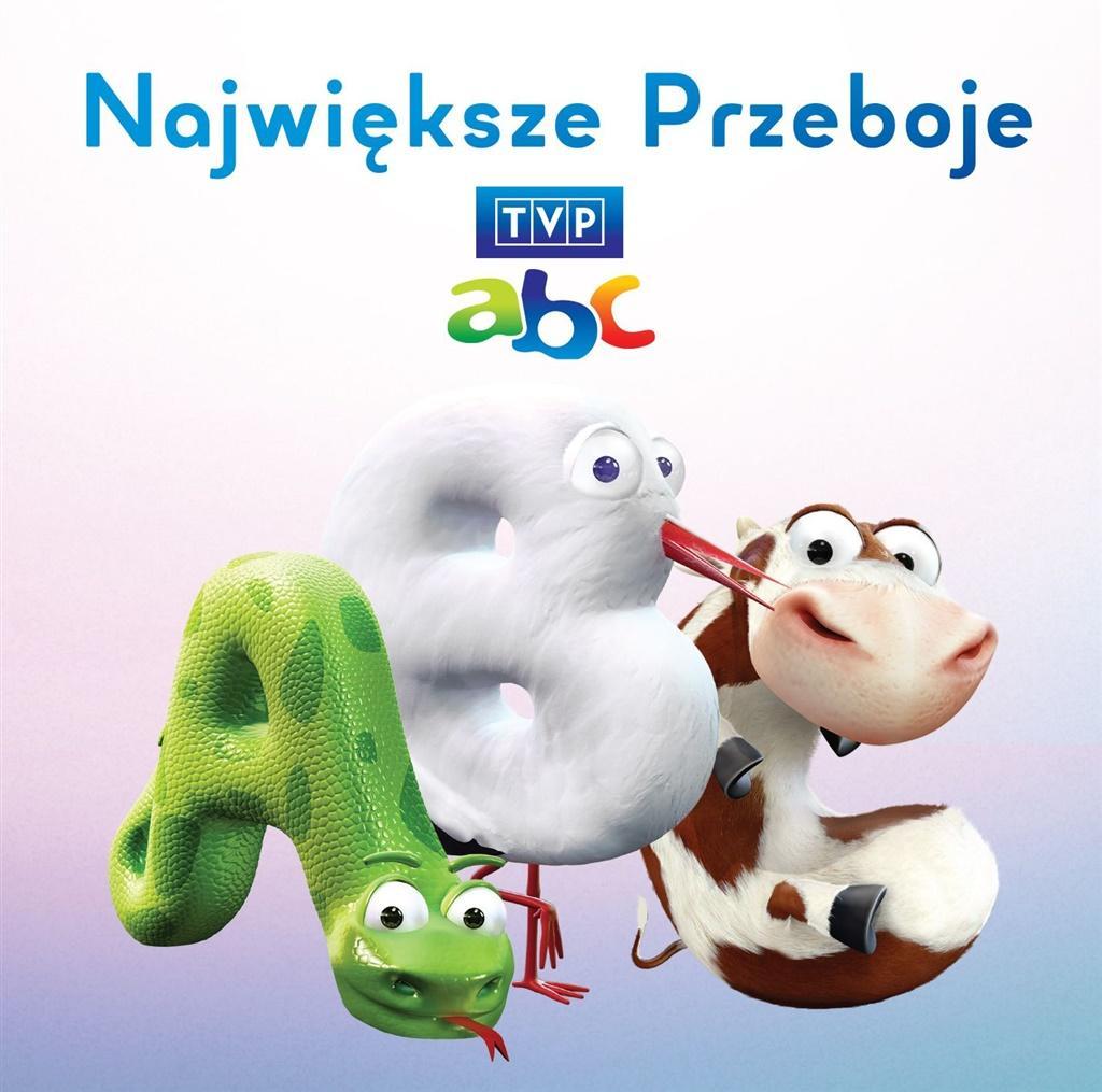 Największe przeboje TVP ABC CD