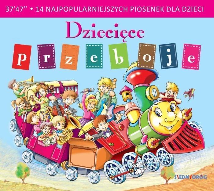 Dziecięce przeboje CD