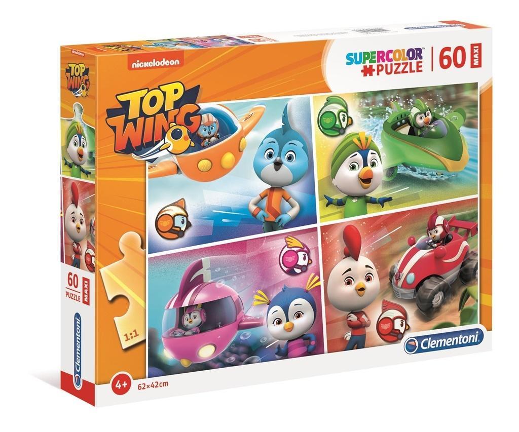 Puzzle 60 Maxi Super kolor Top Wing