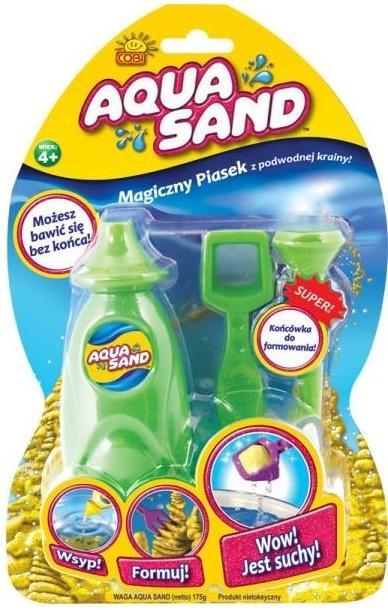 Aqua Sand. Zestaw podstawowy