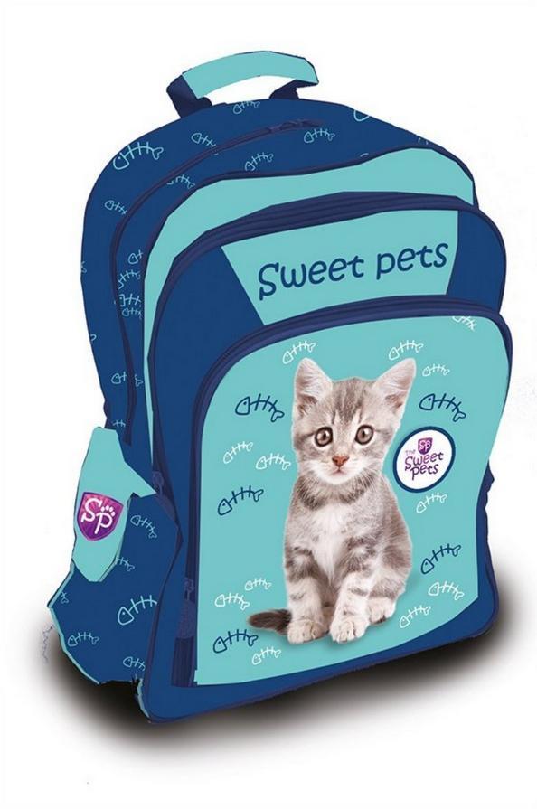 Plecak duży The Sweet Pets - Kot