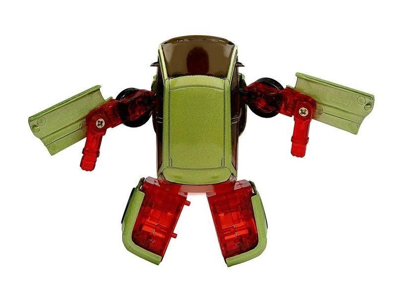 Robot Deformation metal 2