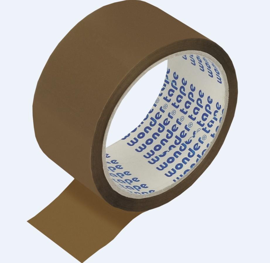 Taśma pakowa brązowa 48x50 mm (6szt) GRAND
