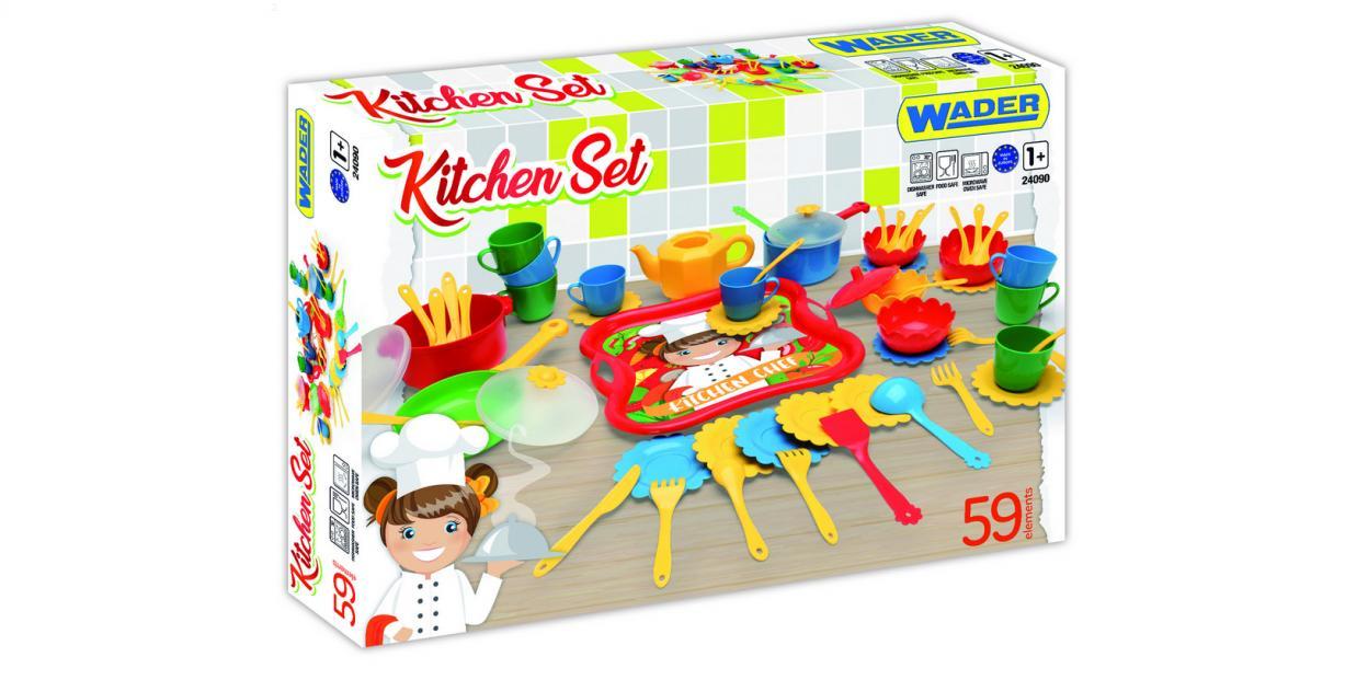 Zestaw kuchenny Kitchen Set