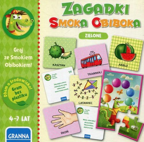 Zagadki Smoka Obiboka zielone