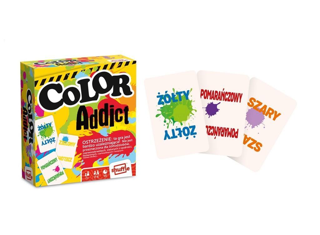 Color Addict Cartamundi
