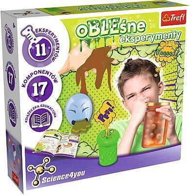 Science 4 You - Obleśne eksperymenty TREFL