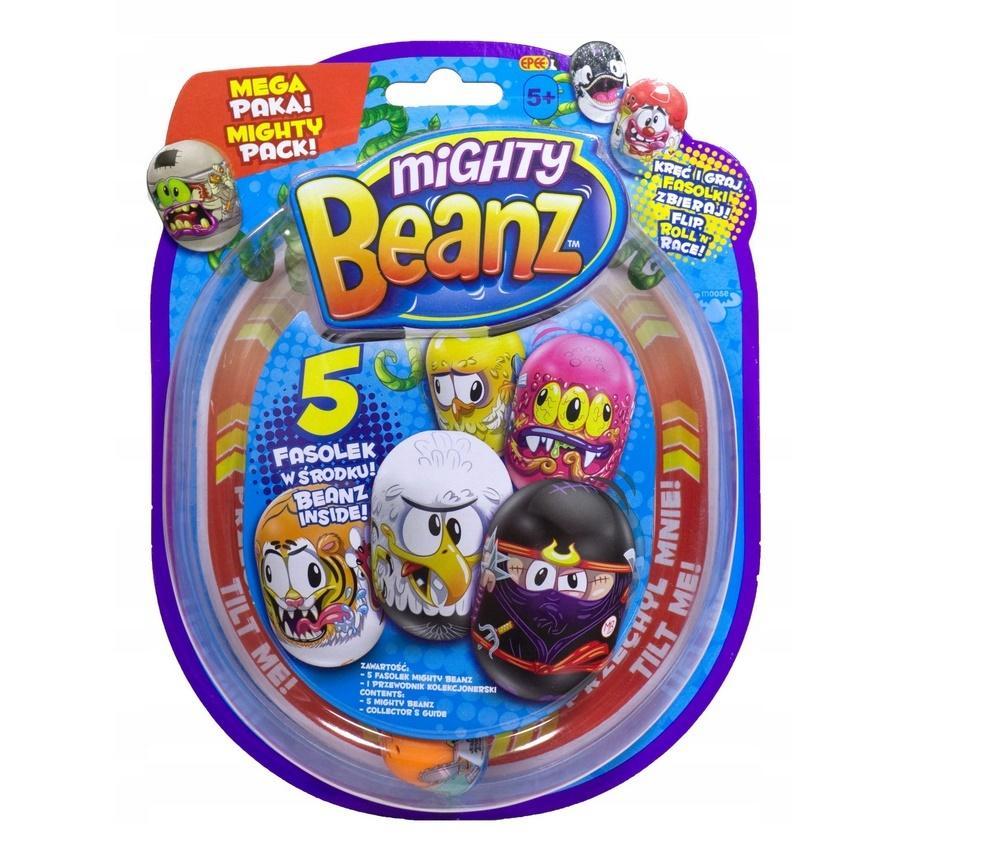 Fasolki Mighty Beanz 5-pak