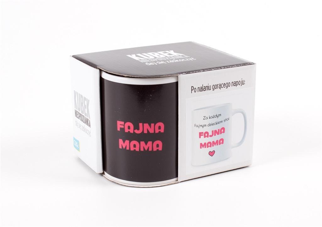 Magiczny kubek Fajna mama