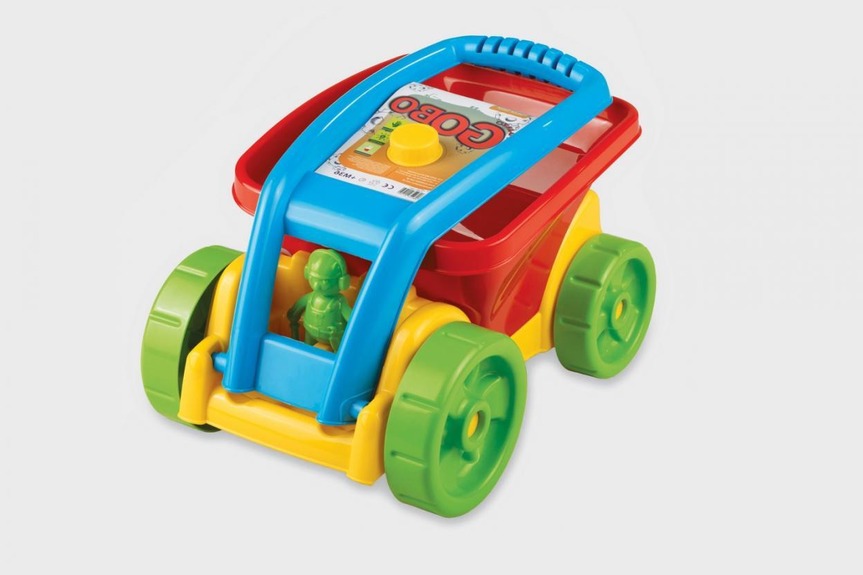 Pojazd Gobo