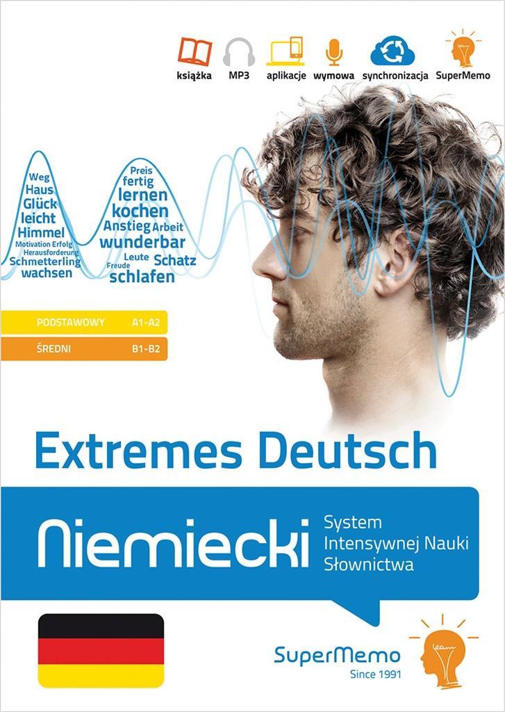 Niemiecki. System intensywnej nauki słown. A1/B2