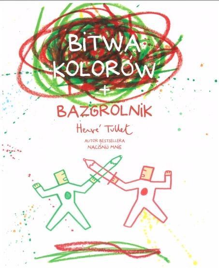 Bitwa kolorów + bazgrolnik