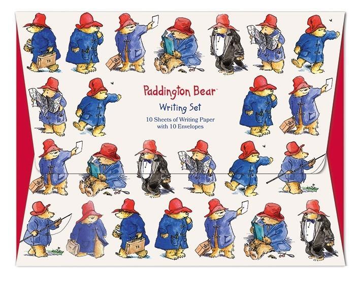 Papeteria Wallet Padidngton Bear