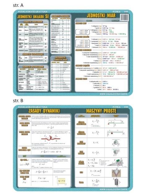 Podkładka edu. 048 - Jednostki układu SI...
