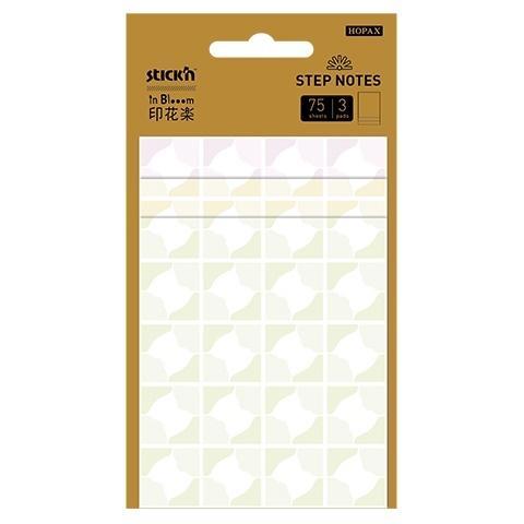 Notes magic Pads 4stopn. 4x25kartek Bloom Owale