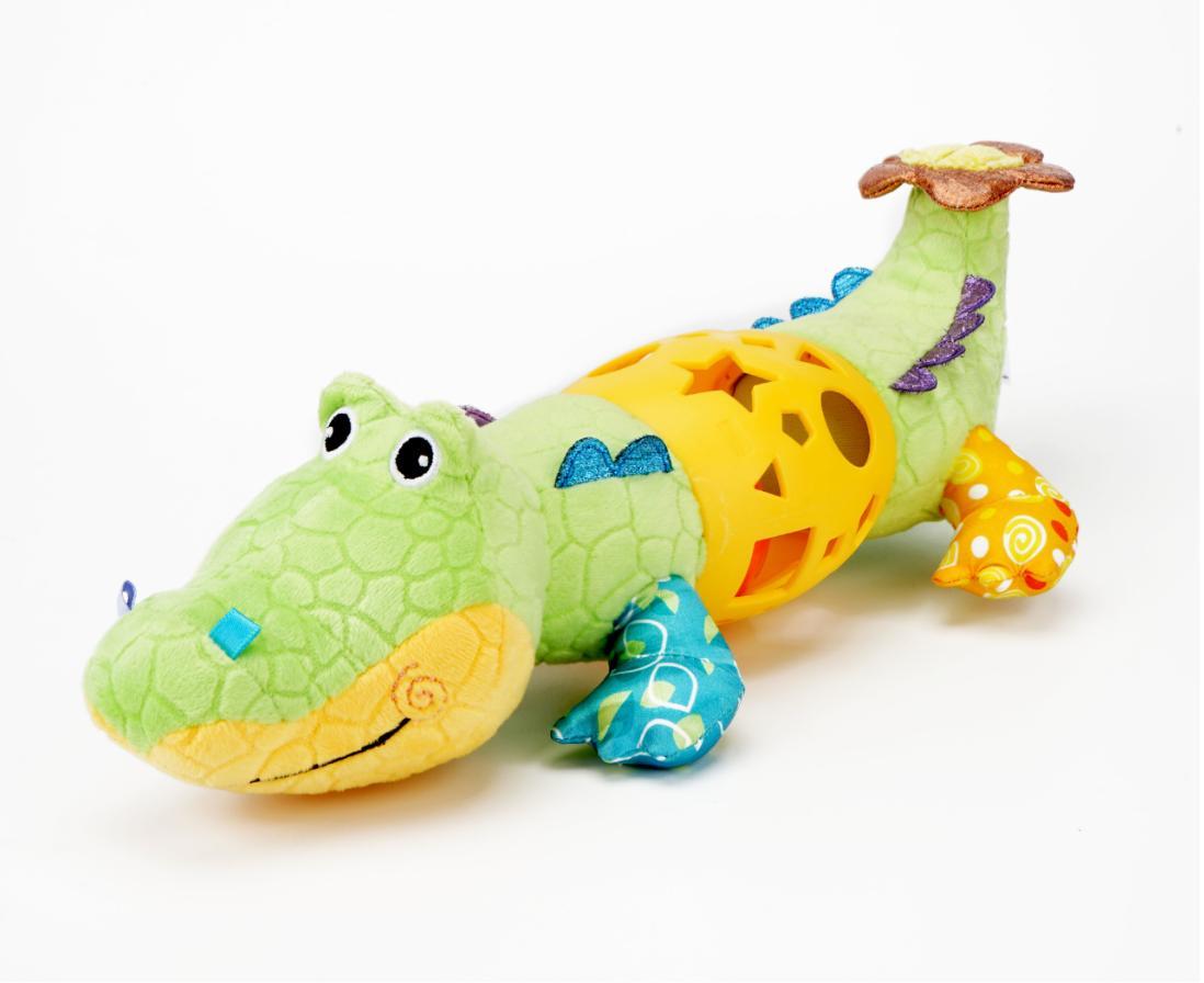 Krokodyl Bendy