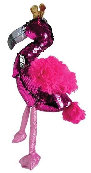 Maskotka cekinowa Flaming 20 cm STnux