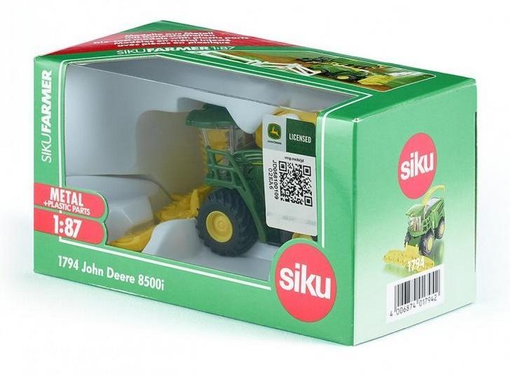Siku Farmer - Sieczkarnia samojezdna S1794