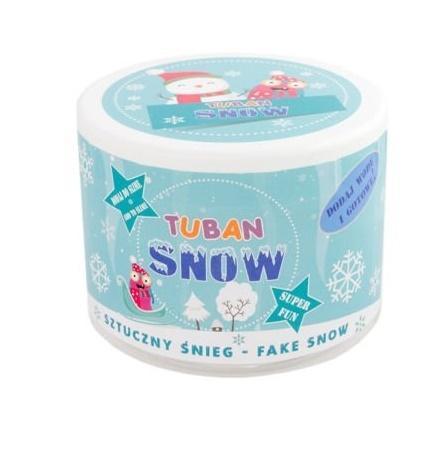 Sztuczny śnieg 12g - 500ml TUBAN