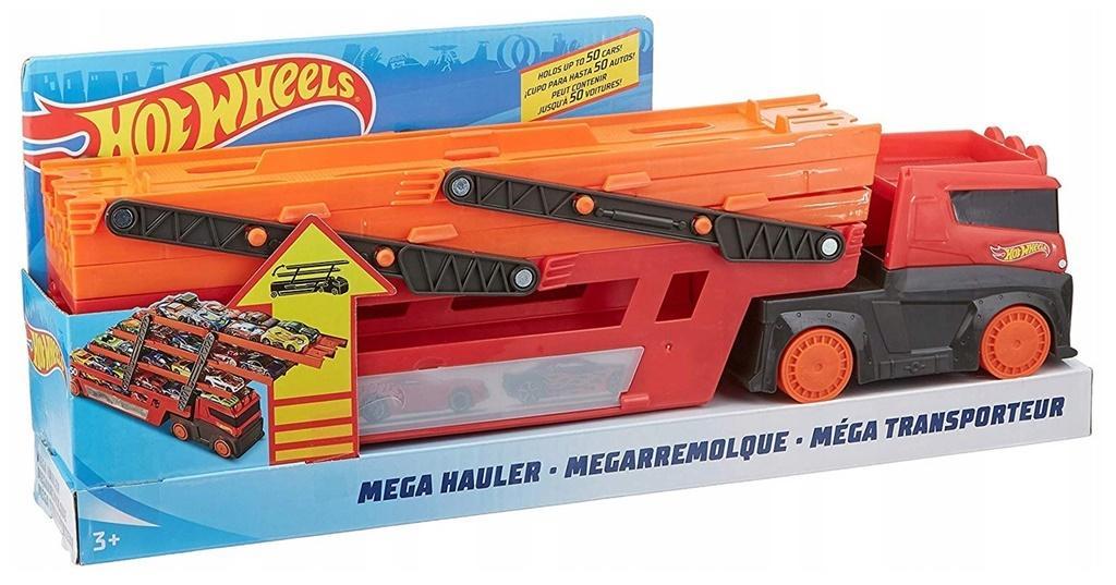 Hot Wheels Mega Transporter 50 rocznica