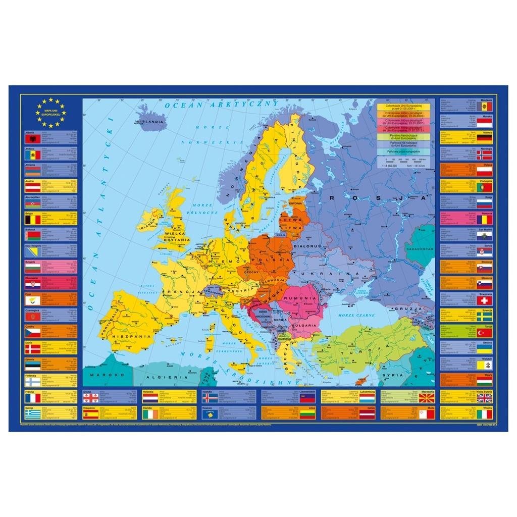 Podkład oklejany Unia Europejska DERFORM