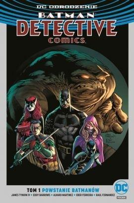 Batman Detective Comics T.1 Powstanie... ed. limit