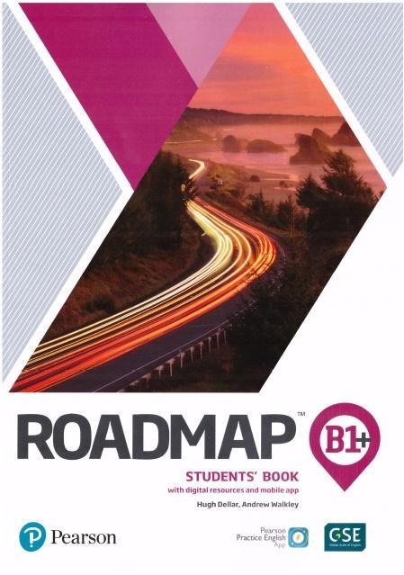 Roadmap B1+ SB + DigitalResources + App PEARSON