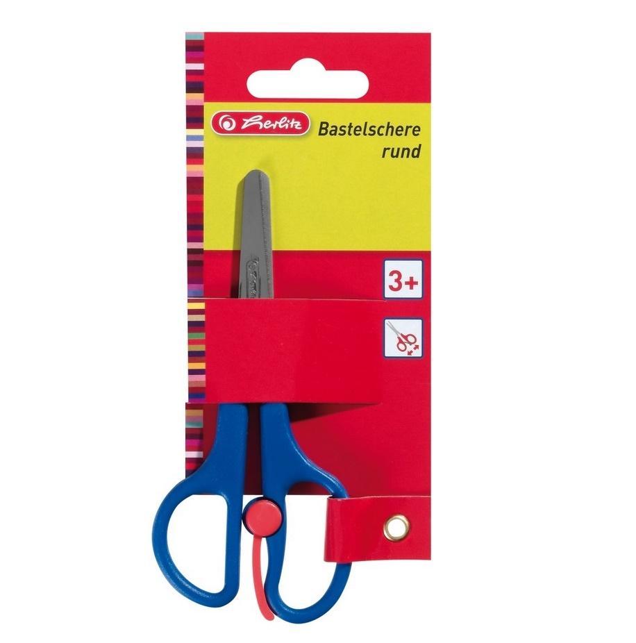 Nożyczki ze sprężyną 13cm