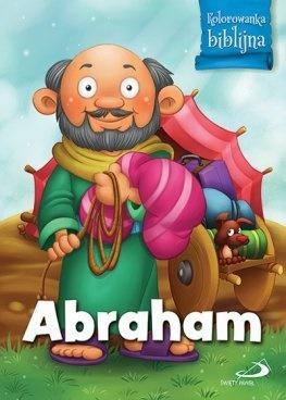 Kolorowanka biblijna Abraham