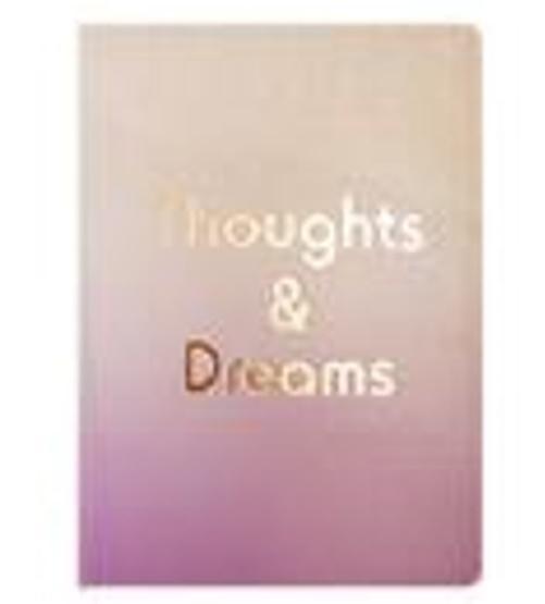 Notes A5 80K w kratkę Thoughts & Dreams