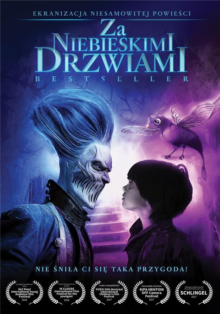 Za niebieskimi dzwiami (Blu-ray)