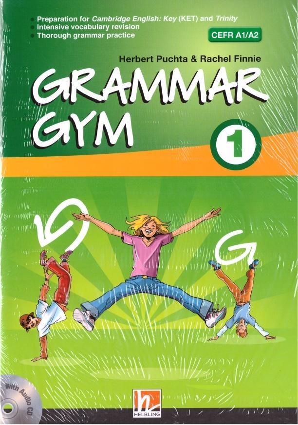 Grammar Gym 1 A1/A2 + audio CD