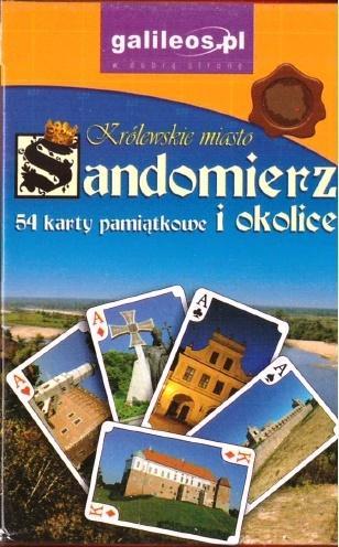 Karty pamiątkowe - Sandomierz i okolice