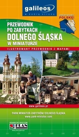 Przewodnik - Zabytki Dolnego Śląska w miniaturze