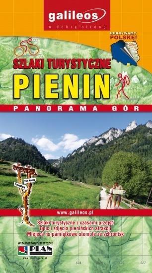 Szlaki Turystyczne Pienin - Panorama gór