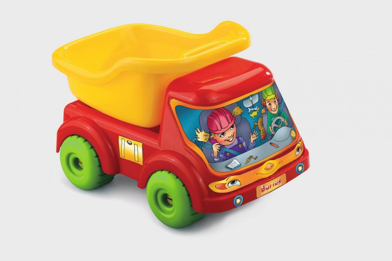 Samochód Bartek