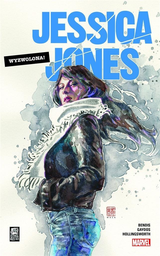 Jessica Jones: Wyzwolona T.1