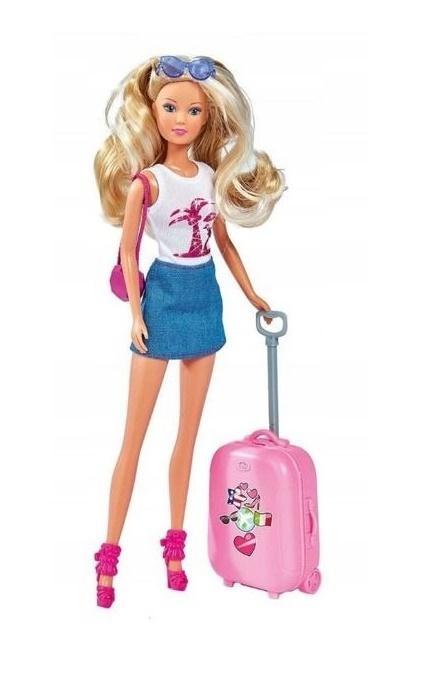 SL Steffi w podróży