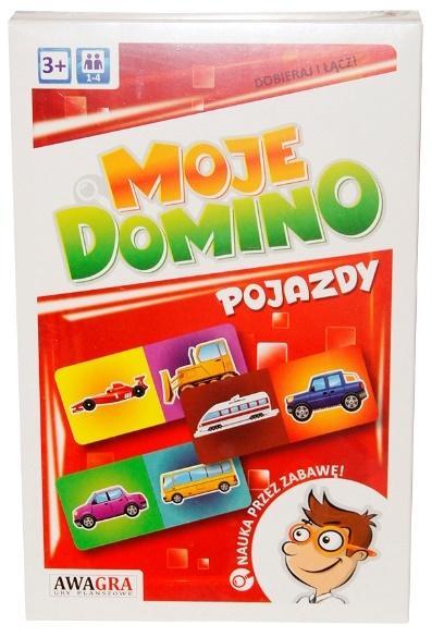 Moje Domino - Pojazdy FAN