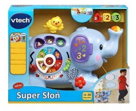 Super Słoń VTECH
