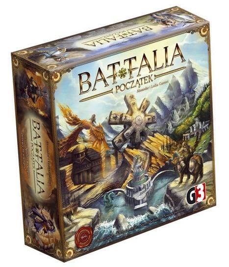 Battalia. Początek G3