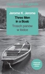 Czytamy w oryginale - Trzech panów w łódce