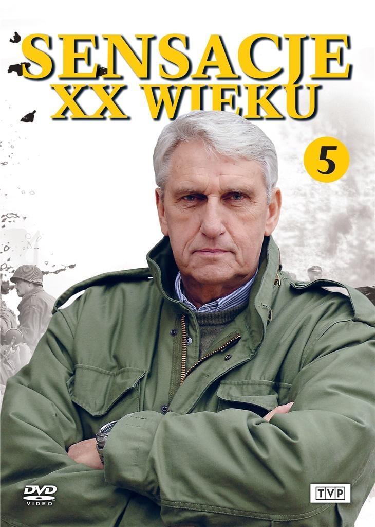 Sensacje XX wieku cz.5 DVD