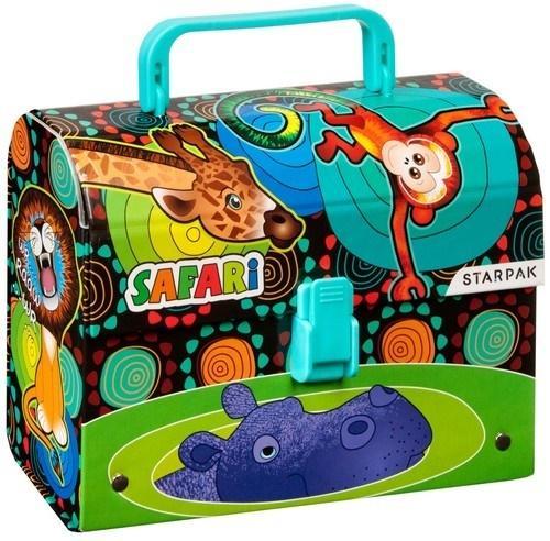 Kuferek z rączką Safari