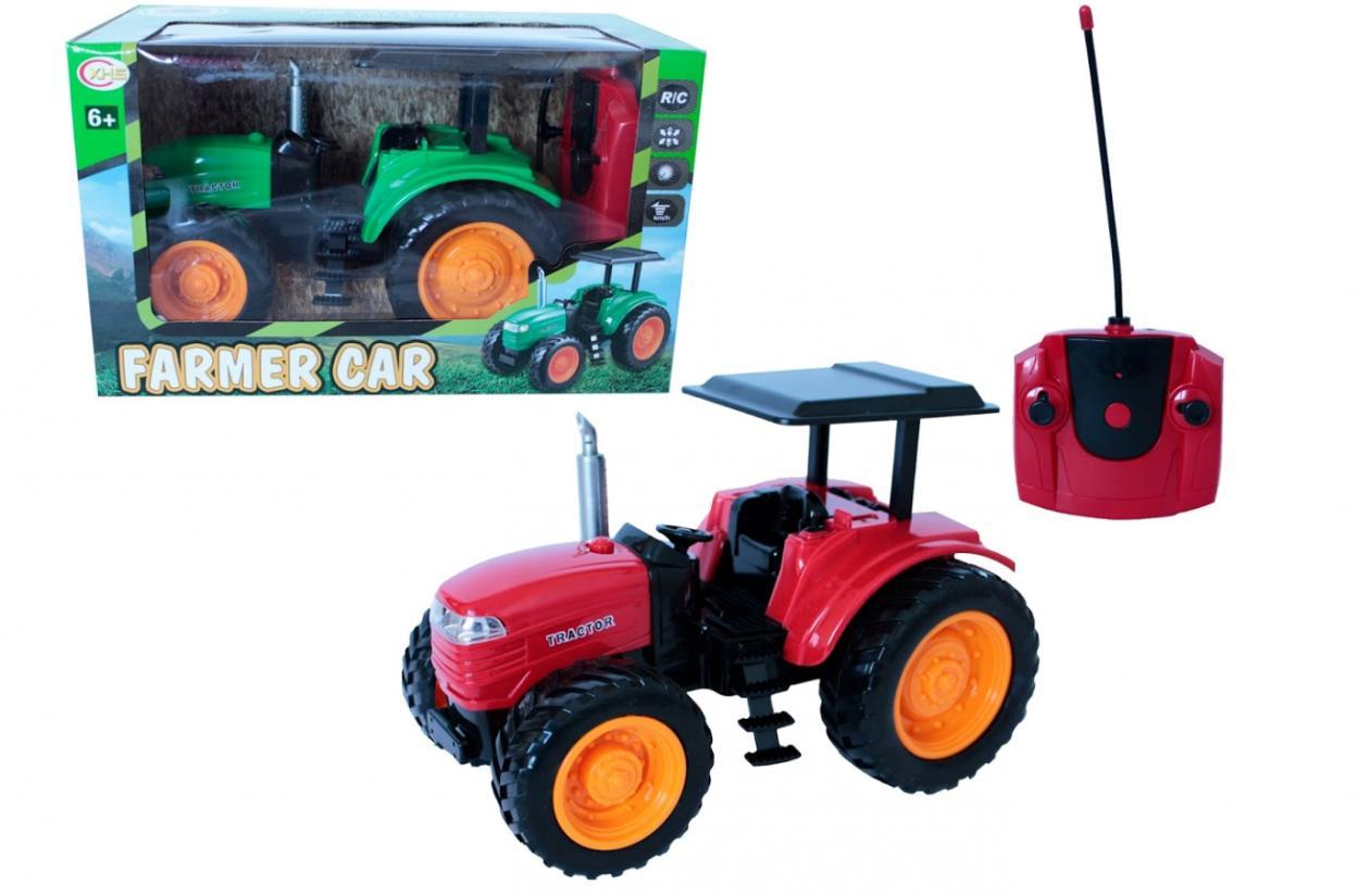 Traktor RC na baterie
