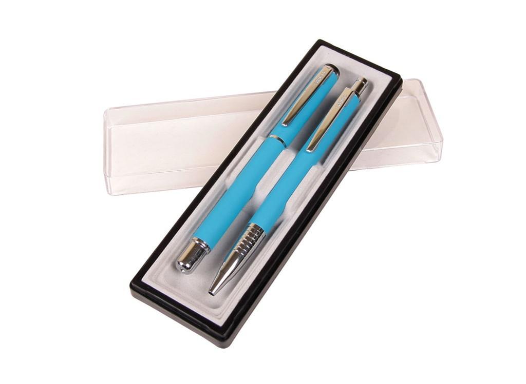 Pióro + długopis Winner etui 28 mix wzorów