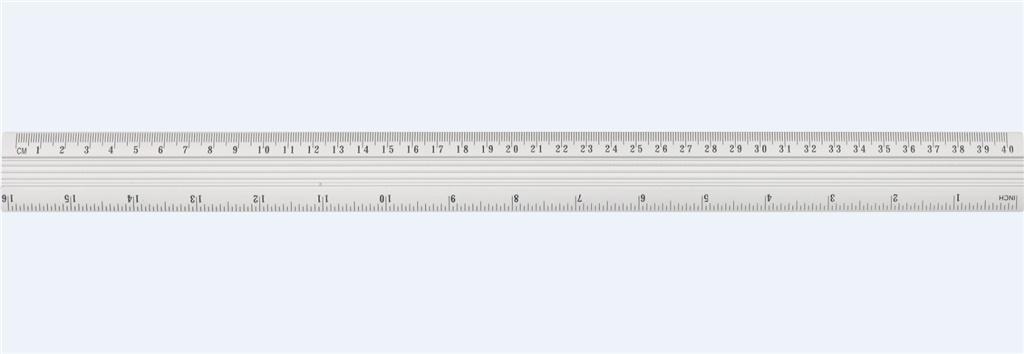 Linijka aluminiowa 40cm GRAND