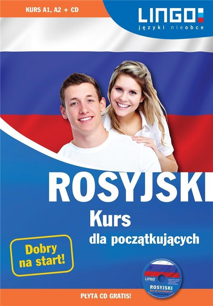 Rosyjski. Kurs dla początkujących + CD