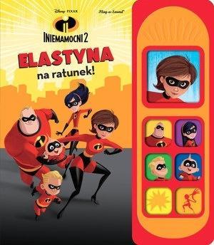 Play-a-Song. Disney Iniemamocni 2 Elastyna...
