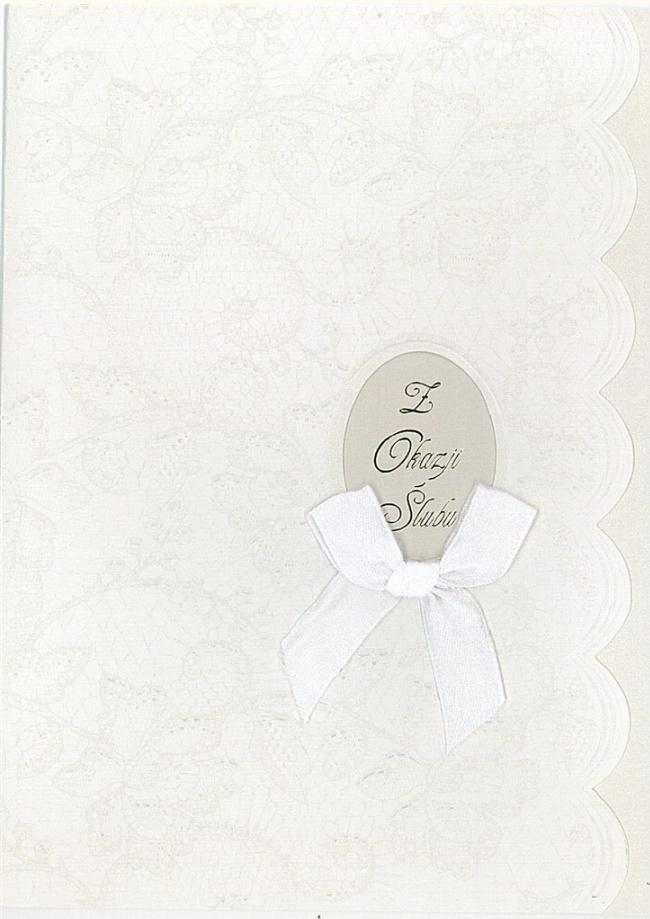 Karnet ślubny B6 Premium 16